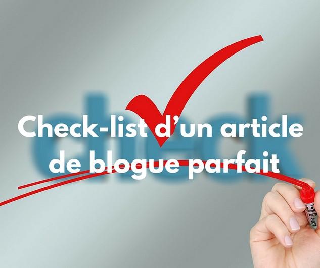 article de blogue-blogue d'affaires-blogueur