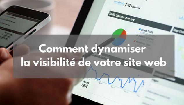 site web-visibilité
